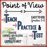 Point of View: Teach, Practice, Test