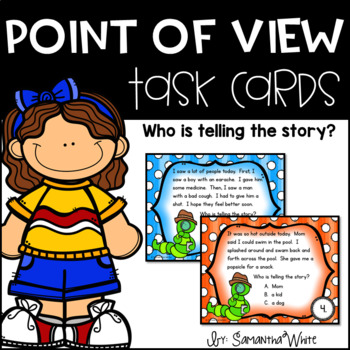 Point of View {Who is telling the story?}
