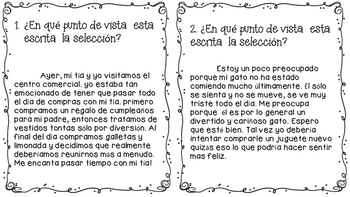 Point of View in Spanish