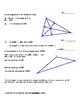 Points of Concurency in a Traingle, Midsegments, Segment A