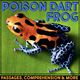 Poison Dart Frog: Informational Article, QR Code Research