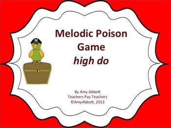 Poison Melody Game: high do