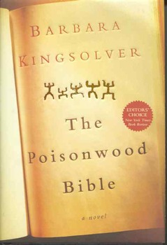 Poisonwood Bible Quizzes and Analysis Prompt