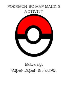 Pokemon GO Map Skills Activity