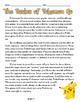 Pokemon Go ELA Unit Reading CCSS, Dozens of Standards - Hi