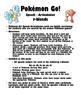 Pokemon Go Speech Articulation R-Blends