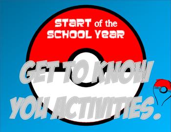 Pokemon Go - Start of the Year Activities
