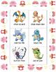 Pokemon Multisyllabic Decoding and Syllable Types