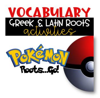 Pokemon Roots Go!