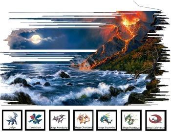 Pokemon Token Board