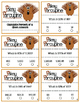 Pokey Porcupine Poke Cards: Calculate Percent of a Given Number
