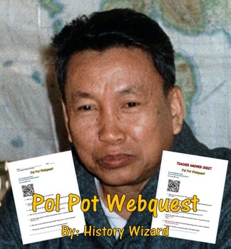 Pol Pot Webquest