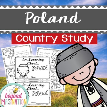 Poland Country Study | 48 Pages for Differentiated Learnin