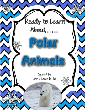 Polar Animals Close Reading