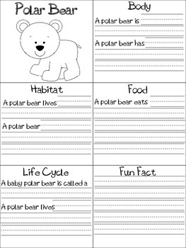 Polar Animals Research pages