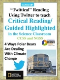 Polar Bears Adapt to Climate Change - Critical Reading NGS