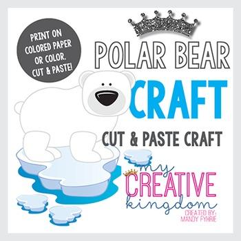 Polar Bear Arctic Craft