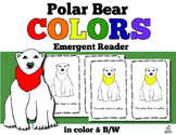 Polar Bear Color Words: Emergent Reader