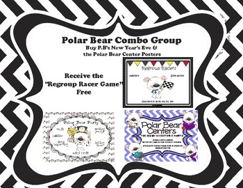 Polar Bear Combo Packet