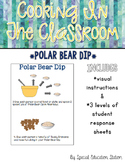 Polar Bear Dip{Cooking In The Classroom}