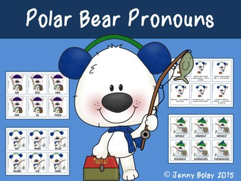 Polar Bear Pronouns