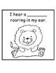 Polar Bear What Do You Hear? by Eric Carle Sequencing Activity
