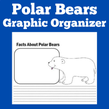 FREE Polar Bears Research Template