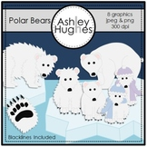 Polar Bears {Graphics for Commercial Use}