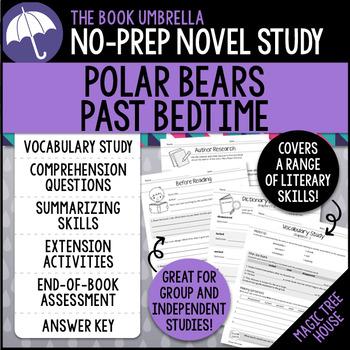 Polar Bears Past Bedtime - Magic Tree House