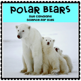 Polar Bears - Science Activities