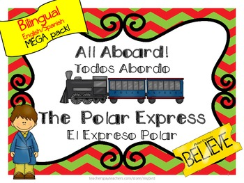 Polar Express ENGLISH & SPANISH Mega Pack