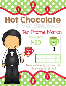 Polar Express: Hot Chocolate & Marshmallows Ten and Twenty