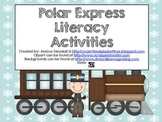 Polar Express Literacy and Math Activities