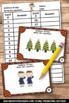 Christmas Math Task Cards 2nd Grade Centers Rectangular Ar