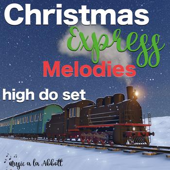 Polar Express Melodies: high do