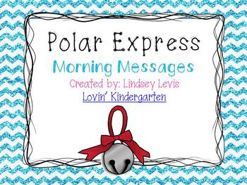 North Pole Express - Morning Messages