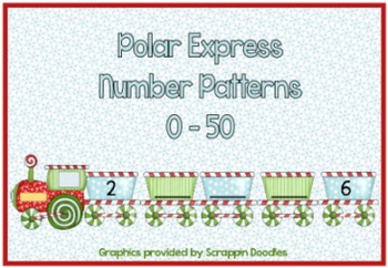 Polar Express Number Patterns: 1s to and from 50