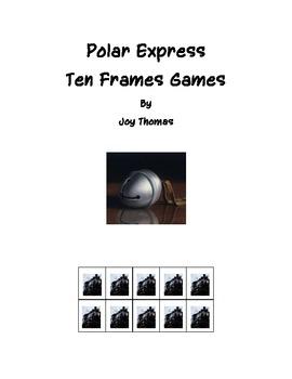 Polar Express Ten Frames Games