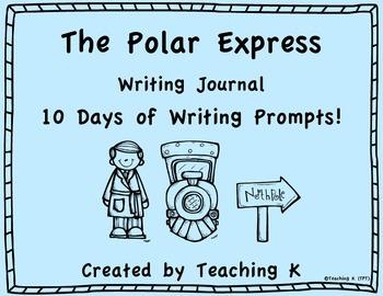 Polar Express Writing Journal
