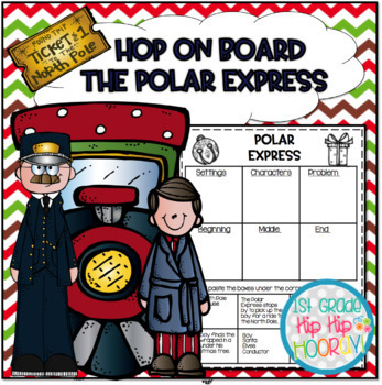 Hop on board for a craft and activities to accompany Polar