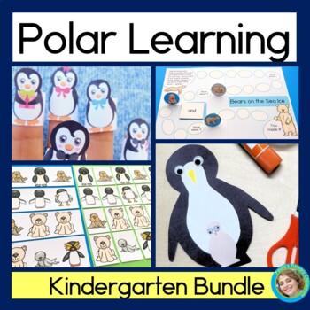 Polar Learning Bundle - kindergarten (Counting, Patterns,