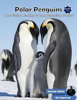Polar Penguins: Nonfiction Reading, Comprehension, and Cra