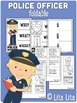 Police Officer Fold&Learn