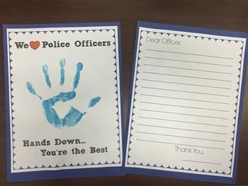 Police Week Thank You