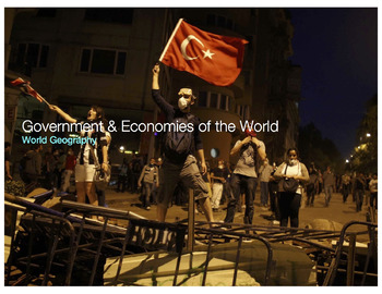 World Geography: Political & Economic Foundations PowerPoint