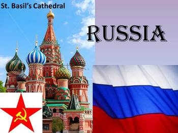 Political & Historical Russia PowerPoint