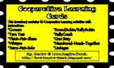Polka Dot Cooperative Learning Cards