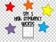 Polka Dot Nametags with Sight Words