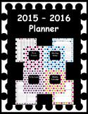 Polka Dot Planner