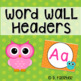 Polka Dot and Owl Classroom Decor Bundle